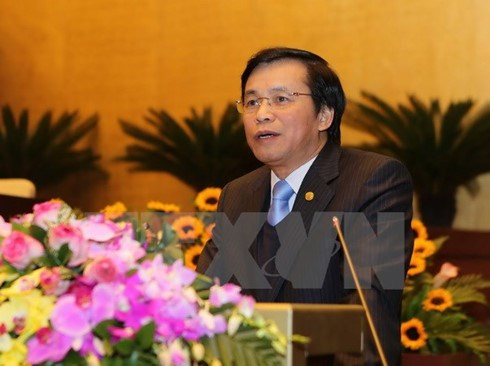 为2016-2021任期国会代表和人民议会代表选举做好候选人推荐工作 hinh anh 1