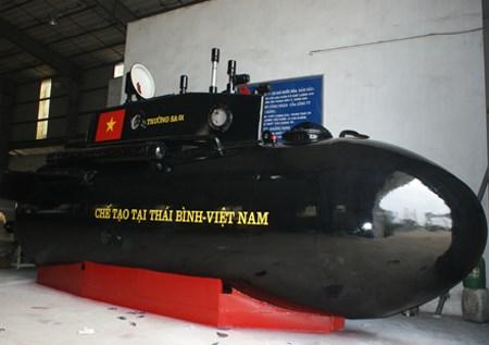 """春天及""""越南制""""潜艇的故事 hinh anh 2"""