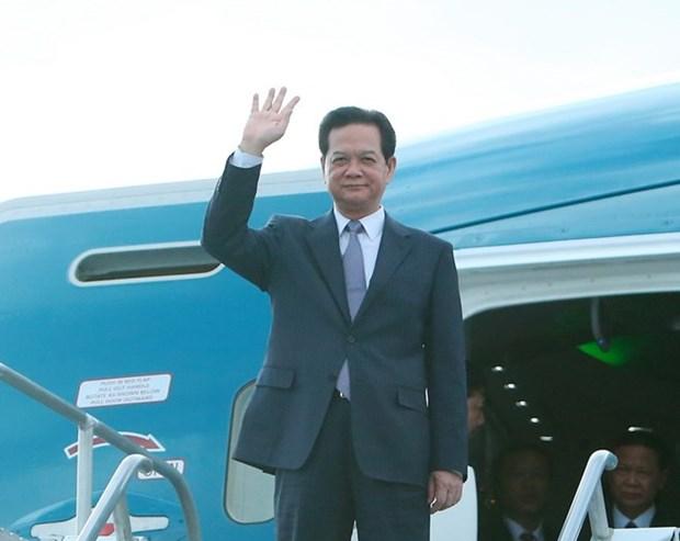 东盟—美国领导人特别峰会聚焦经贸合作问题 hinh anh 1