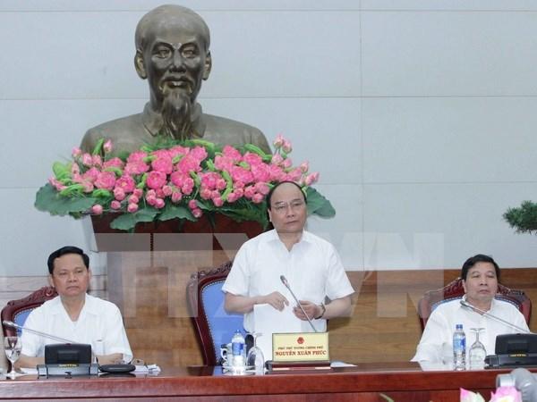 阮春福副总理:努力做好信访接待工作 hinh anh 1