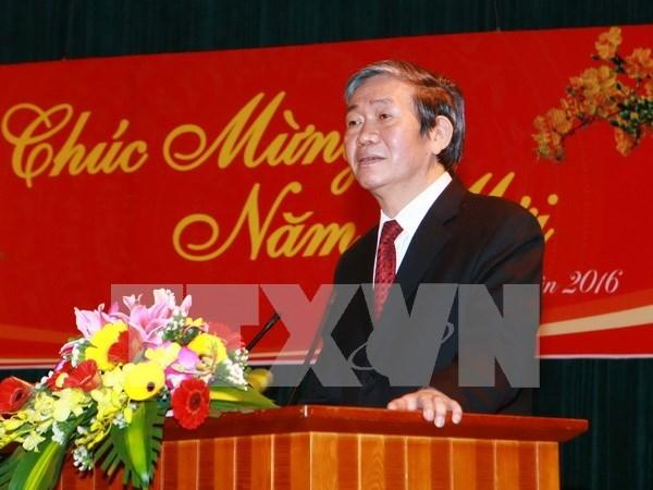 新闻媒体为国家所取得的巨大成就做出重要贡献 hinh anh 1
