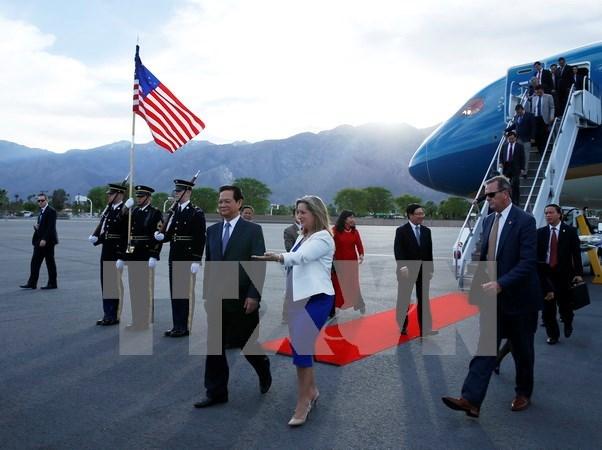 东盟——美国领导人特别峰会重点讨论TPP和东海问题 hinh anh 1