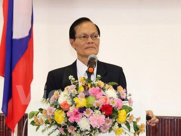 老挝将于3月20日举行第八届国会和省级人民议会选举 hinh anh 1