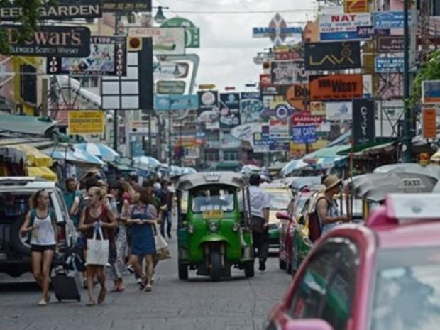 2015年前9个月泰国对外投资总额同比增长143% hinh anh 1