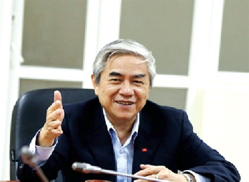 越南科技部部长阮军博士:军事科技为卫国建国事业做出重要贡献 hinh anh 1