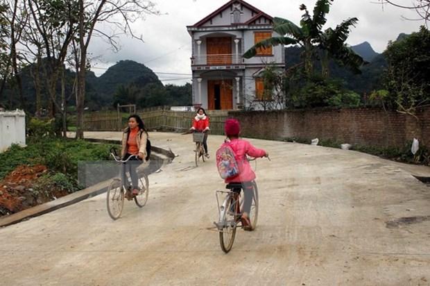 越南国家银行助推新农村建设 hinh anh 1