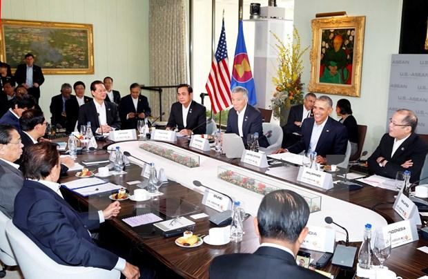 东盟—美国领导人特别峰会:越南为促进东盟与美国合作关系做出积极贡献 hinh anh 3