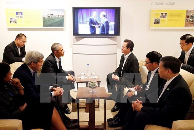 东盟—美国领导人特别峰会:越南为促进东盟与美国合作关系做出积极贡献 hinh anh 4