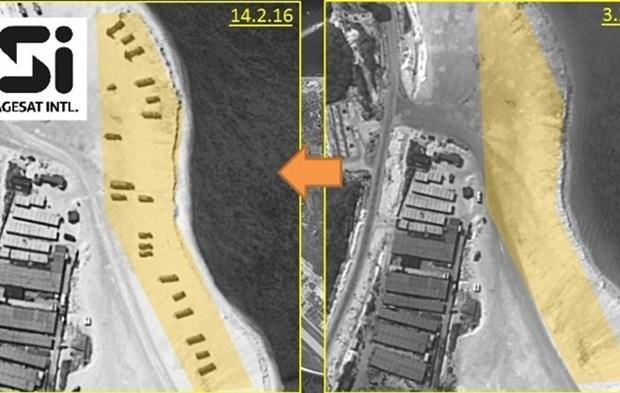 世界各国对中国在越南黄沙群岛部署地对空导弹做出回应 hinh anh 1