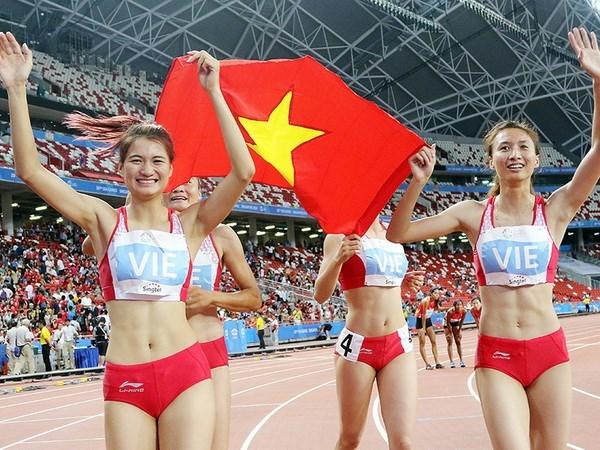第29届东南亚运动会拟设39个竞赛项目 hinh anh 1