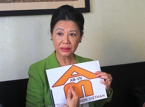 """越南驻法国旅游女大使与法国的""""越南屋"""" hinh anh 1"""