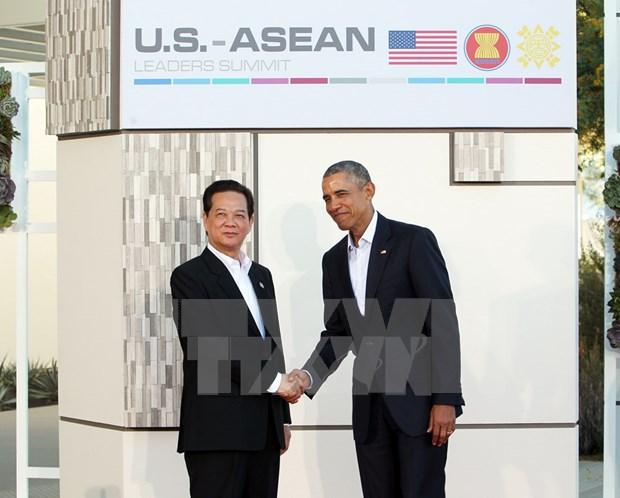 越南为东盟—美国领导人特别峰会的成功做出巨大贡献 hinh anh 3