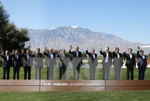 越南为东盟—美国领导人特别峰会的成功做出巨大贡献 hinh anh 1