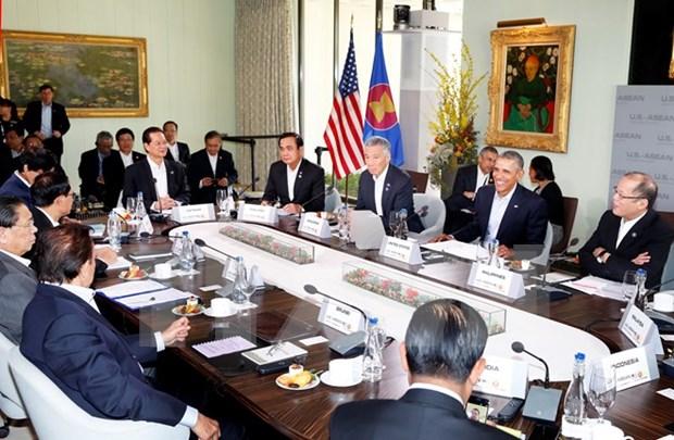 越南为东盟—美国领导人特别峰会的成功做出巨大贡献 hinh anh 4