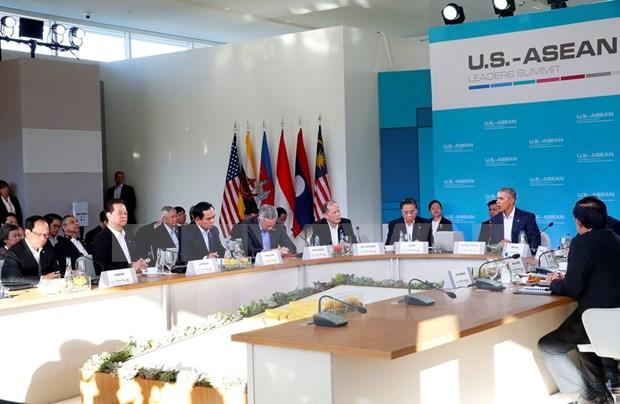 越南为东盟—美国领导人特别峰会的成功做出巨大贡献 hinh anh 2