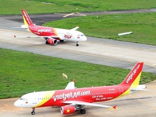 越捷航空公司在2016年新加坡航空展上签署最大金额合同 hinh anh 3
