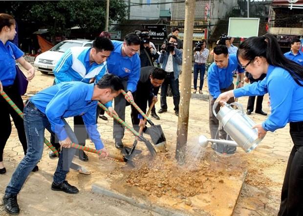 2016年越南青年月将举行一系列富有意义的活动 hinh anh 1