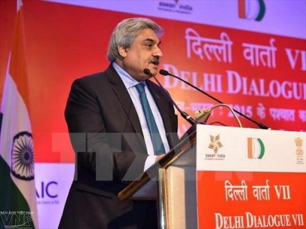 2014~2015年东盟与印度贸易额突破760亿美元 hinh anh 1