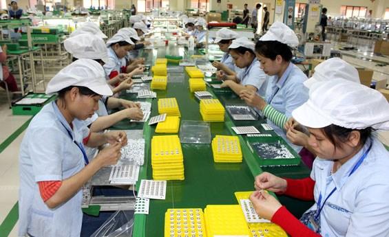 太原省设定出口额达270亿美元的目标 hinh anh 1