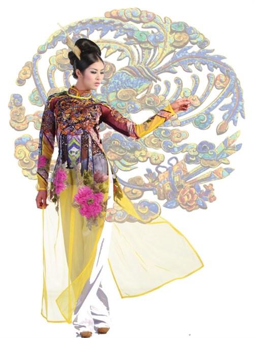 庆祝国际妇女节的越南传统服装秀将在河内举行 hinh anh 2