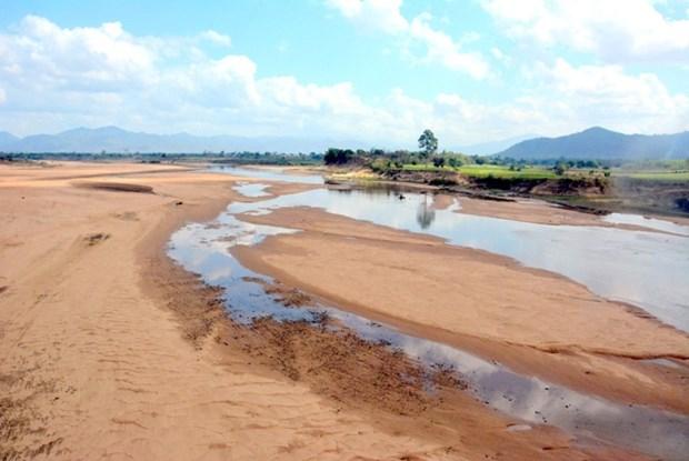 2016年越南中部和西原地区旱情更为严峻 hinh anh 1