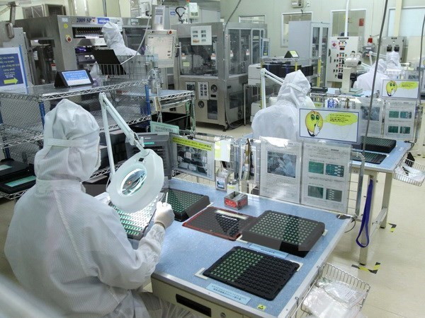 日本企业扩大对越投资 hinh anh 1