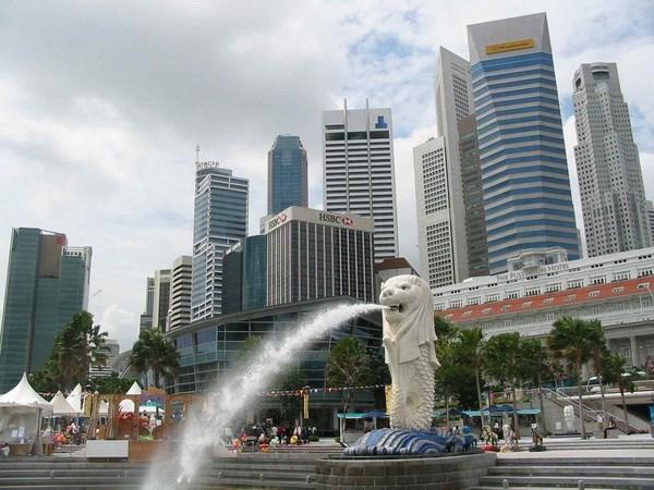 2015年第四季度新加坡经济增长不如预期 hinh anh 1