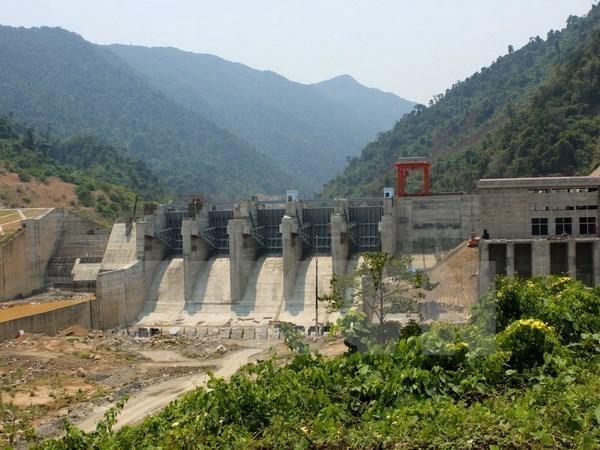 旱季初西原地区许多水利工程水资源就枯竭 hinh anh 1