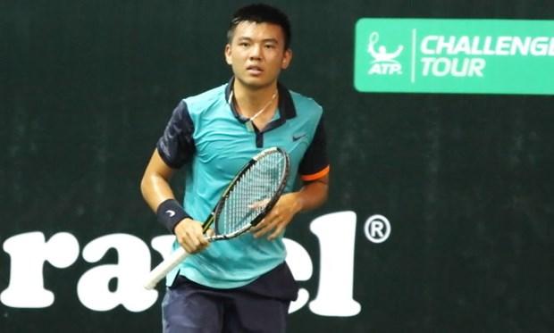 ATP最新排名:李黄南下降3位居世界第916位 hinh anh 1