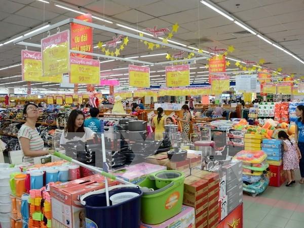 2016年2月胡志明市居民消费价格指数略升 hinh anh 1