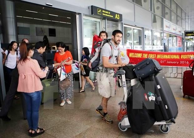 2月份越南接待国际游客量猛增 hinh anh 1