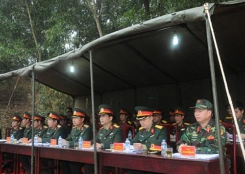 越南即将参加FTX-2016演习 hinh anh 1