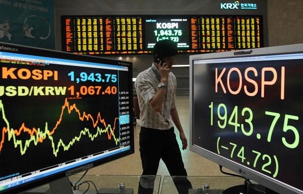 韩国向越南出售证券交易系统 hinh anh 1