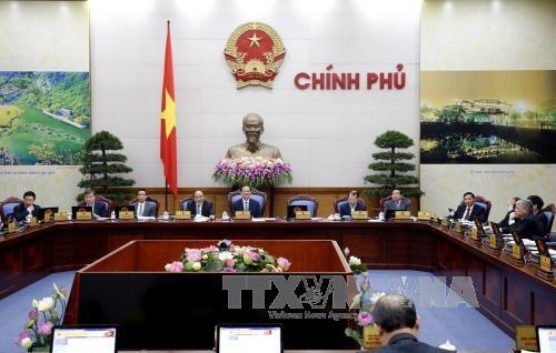 政府总理阮晋勇:力争实现2016年国内生产总值增长达7% hinh anh 2