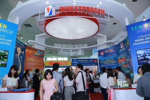 2016年越南国际贸易展览会将于4月在河内举行 hinh anh 1