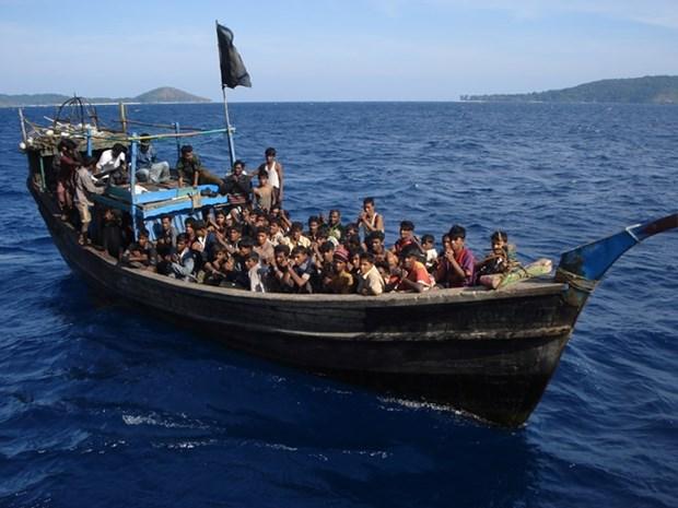 联合国发出警报:东南亚的跨国犯罪程度猛增 hinh anh 1