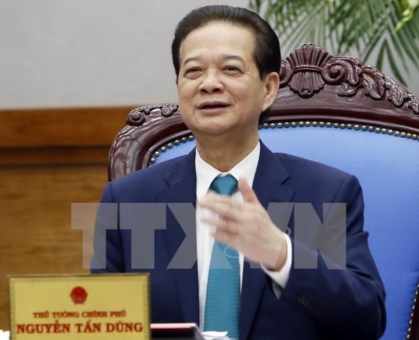 政府总理阮晋勇:力争实现2016年国内生产总值增长达7% hinh anh 1