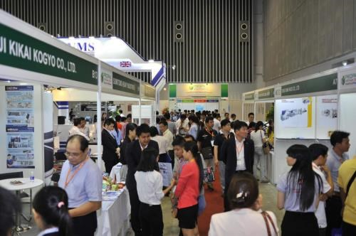 2016年越南塑料及橡胶工业展暨国际包装展在胡志明市开展 hinh anh 1