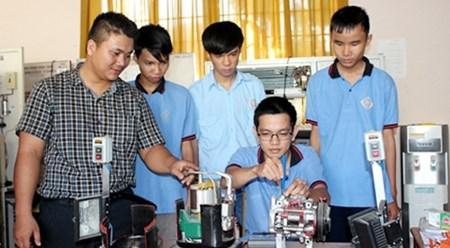 越南庆和省拨出610多亿越盾为农村劳动者提供职业培训 hinh anh 1
