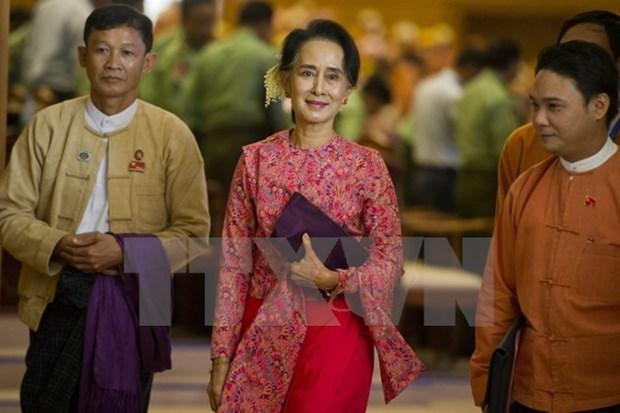 缅甸提前总统候选人推举日期 hinh anh 1