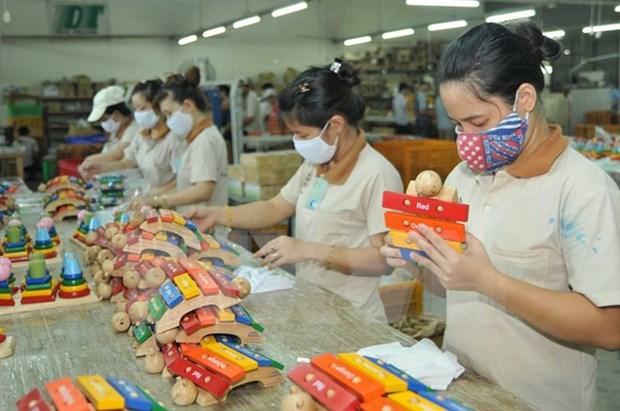 世界玩具制造商协会拟在胡志明市投资建厂 hinh anh 1