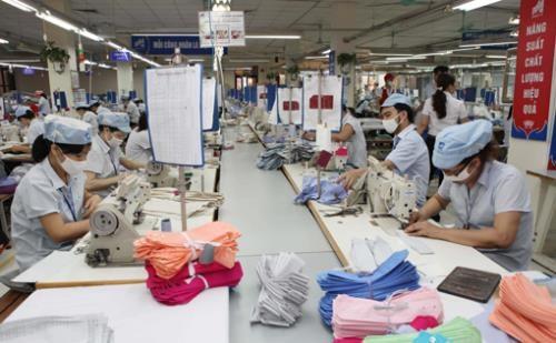 越南纺织品服装在美市场份额继续上升 hinh anh 1