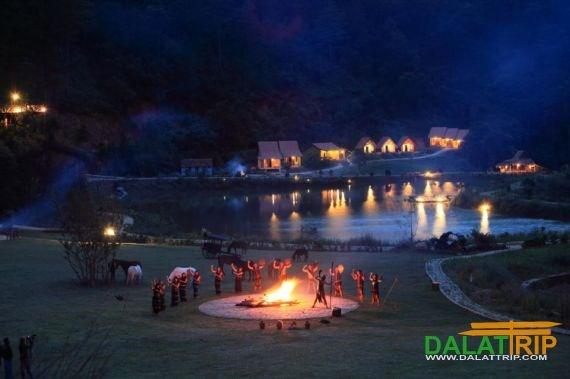 在林同省瞿麟村的有趣体验 hinh anh 2