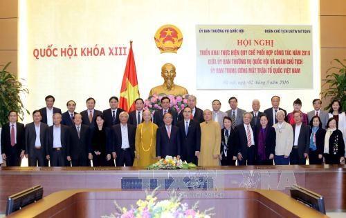 越南国家选举委员会主席:换届选举中最重要因素是代表的质量 hinh anh 2