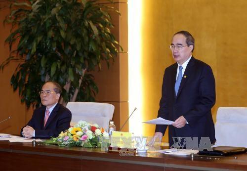 越南国家选举委员会主席:换届选举中最重要因素是代表的质量 hinh anh 3