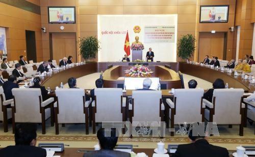 越南国家选举委员会主席:换届选举中最重要因素是代表的质量 hinh anh 4