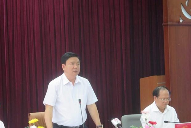 胡志明市高科技工业园区力争成为高科技多功能经济园区 hinh anh 1