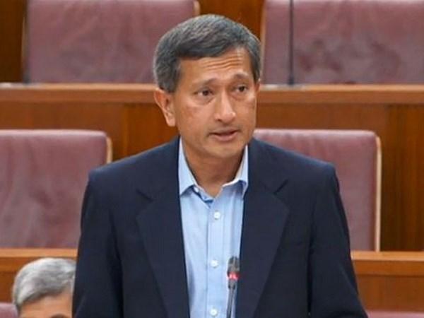 新加坡提出东海争议问题的暂时解决方案 hinh anh 1