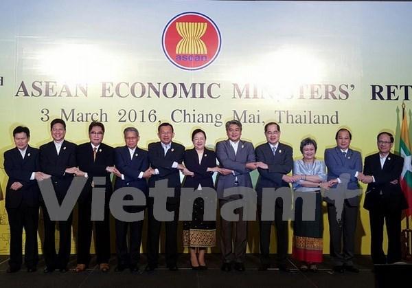 第22届东盟经济部长非正式会议在泰国开幕 hinh anh 1