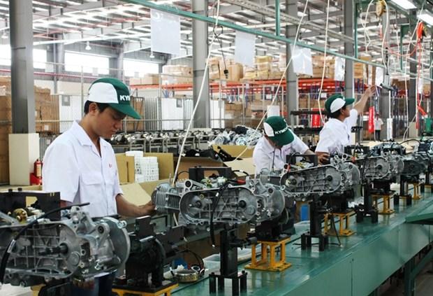 越南平阳省以基础设施和工业区吸引外国直接投资 hinh anh 1
